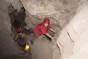 Victoria and Allie climbing out (1 of 1) copy